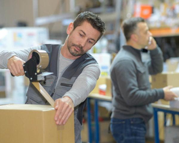 Logistique fiable et orientée vers le client