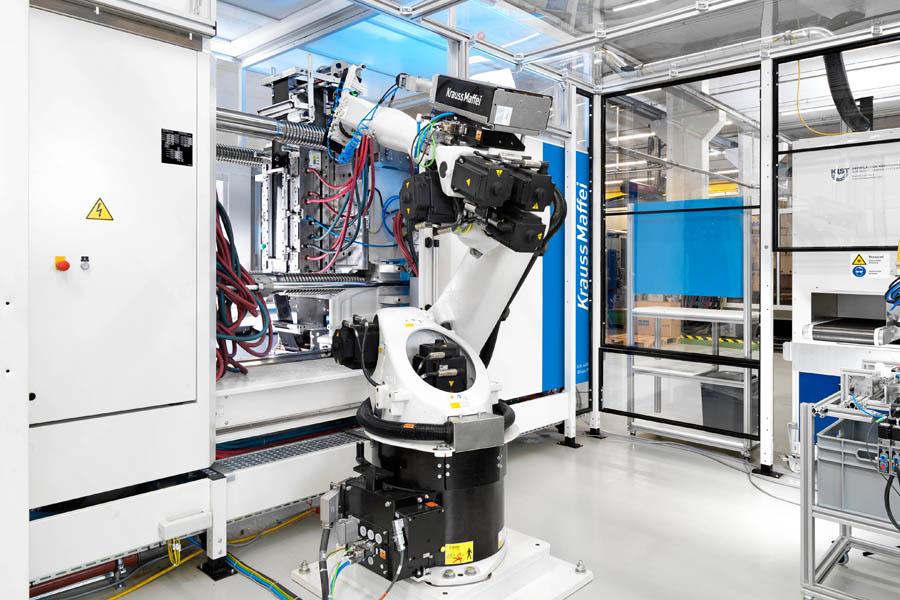 Kernkompetenz Kunststoffspritzguss für individuelle Lösungen in Kunststoff